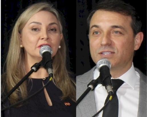 Governador Moisés e vice Daniela podem renunciar ao mandato