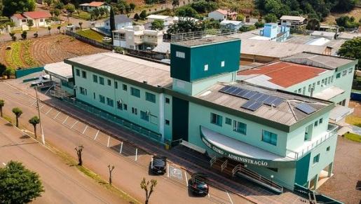 Hospital em São José do Cedro realiza venda de rifas para captação de recursos