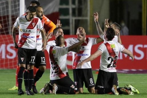 Na altitude, Inter estreia com derrota para o Always Ready na Libertadores