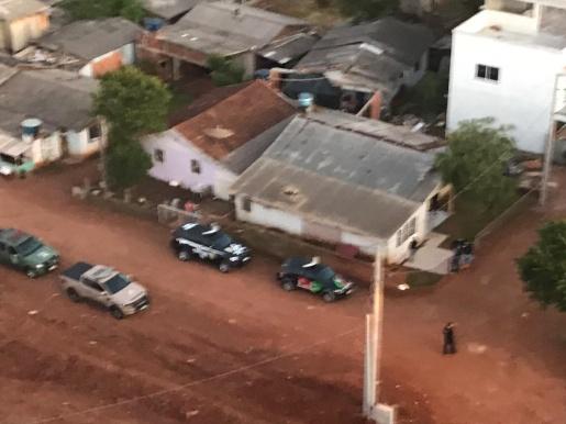 """VÍDEO: DIC deflagra operação """"ZIP-LOCK"""" em São Miguel do Oeste"""