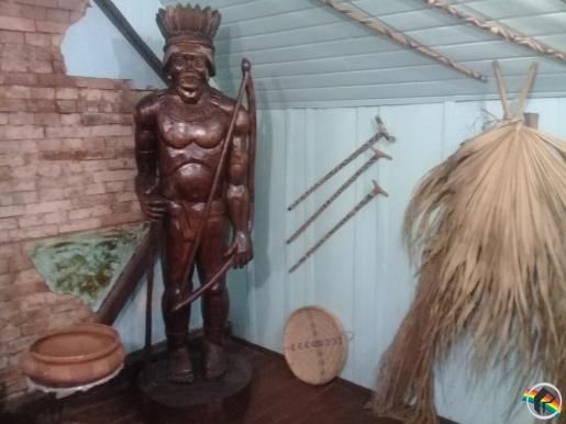 Museu de Itapiranga tem atendimento especial durante período de férias