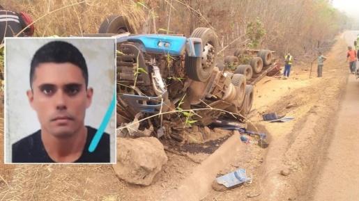 Motorista de Itapiranga morre em acidente de trânsito no Mato Grosso