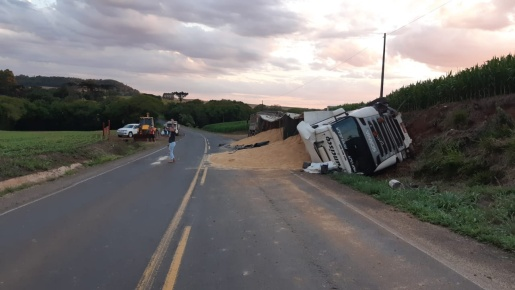 BR-163 entre Guarujá do Sul e Dionísio Cerqueira terá trânsito bloqueado
