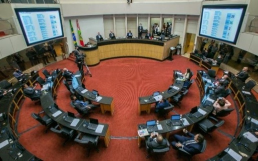 AO VIVO: Alesc escolhe deputados para o novo tribunal do impeachment