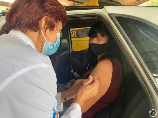 Itapiranga realiza nova etapa de vacinação contra Covid-19