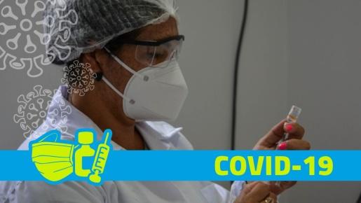 Pessoas de 51 anos acima serão vacinadas contra covid nesta sexta e sábado
