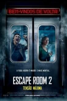 Escape room 2 - Tensão máxima