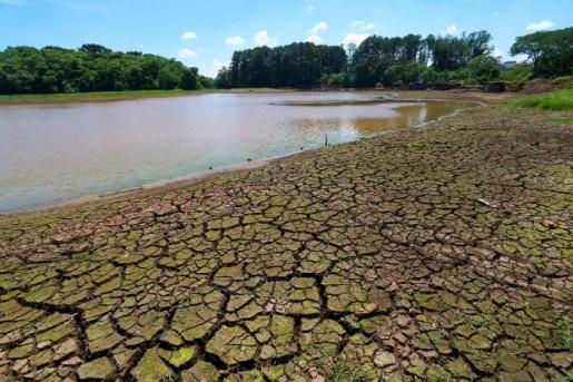 Boletim hídrico aponta agravamento da estiagem em Santa Catarina