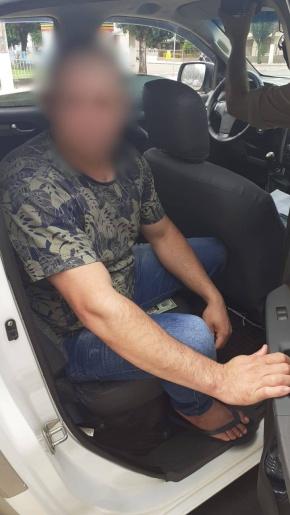 PM prende homem com mandado de prisão em aberto por homicídio