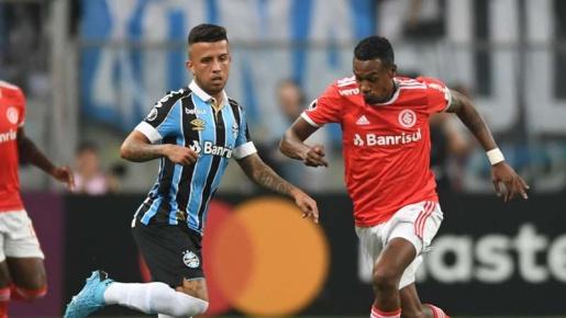 VÍDEO: Inter perde para o Grêmio no Beira-Rio pela Libertadores