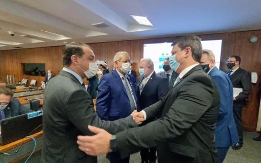 Ministro assina convênio com Moisés nesta quarta para SC investir nas rodovias federais