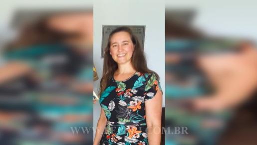 Coordenadora do Cras de Bandeirante morre em acidente na SC-492