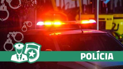 Polícia Militar apreende veículo e carga de vinho avaliada em R$ 120 mil