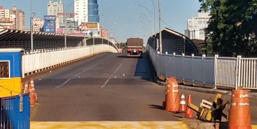 """""""Vai ser um descontrole total"""", disse médica sobre reabertura da Ponte da Amizade"""