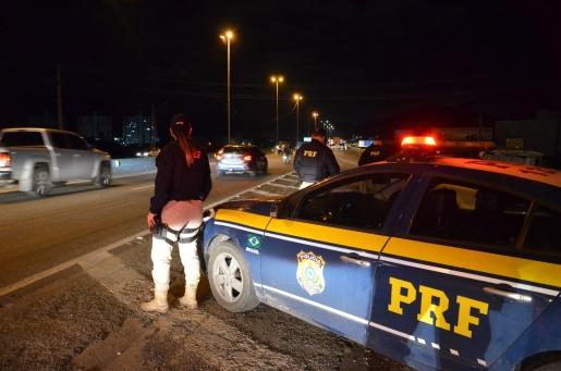 Operação da PRF no feriado registra queda no número de acidentes