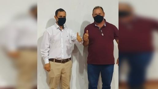 PT confirma Valdecir Casagrande como candidato a reeleição em Paraíso