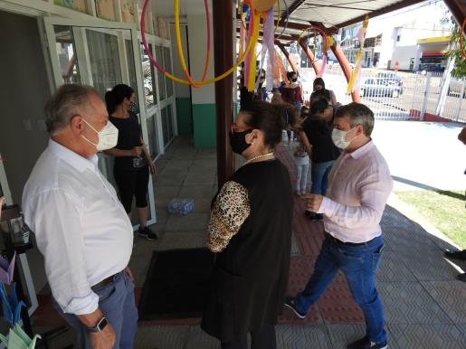 Creches retomam atendimento presencial em São Miguel do Oeste