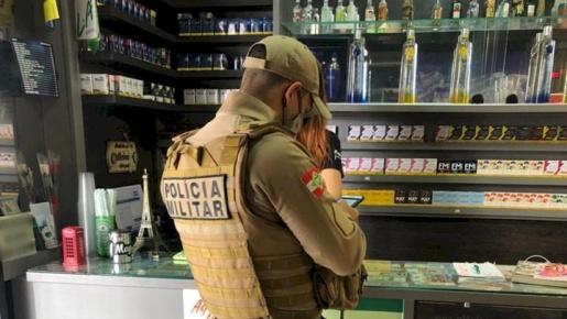 VÍDEO: PMSC ultrapassa 500 mil fiscalizações contra a Covid-19